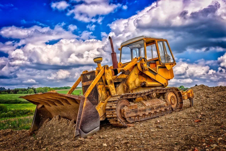 Firma budowlana wymaga odpowiedniego sprzętu